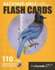 Backyard Birds Flash Cards - Western North America (Cornell Lab of Ornithology) Cover Image