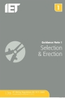 Guidance Note 1: Selection & Erection (Electrical Regulations) Cover Image