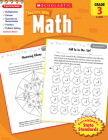 Scholastic Success with Math, Grade 3 Cover Image
