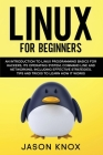 Linux for Beginners Cover Image