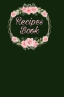 Recipes Book: Sprinkle love with food Cover Image