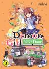 The Demon Girl Next Door Vol. 3 Cover Image