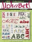 A Big Collection of Alphabets in Cross Stitch Cover Image