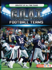 G.O.A.T. Football Teams Cover Image