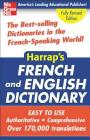 Harrap's French and English Dictionary Cover Image