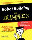 Robot Building for Dummies Cover Image