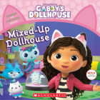 Mixed-Up Dollhouse (Gabby's Dollhouse Storybook) Cover Image