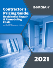 Cpg Residential Repair & Remodeling Costs with Rsmeans Data: 60341 Cover Image