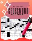 NY Times Mini Crossword Puzzle Books: Puzzles to Challenge Your Brain, Reproducible Worksheets for Classroom Use Kids Activities Books(Relaxing weeken Cover Image