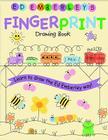 Ed Emberley's Fingerprint Drawing Book Cover Image