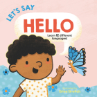 Let's Say Hello (Baby's First Language Book) Cover Image