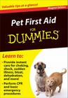 Pet First Aid for Dummies: Valuable Tips at a Glance! Cover Image