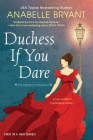 Duchess If You Dare: A Dazzling Historical Regency Romance Cover Image