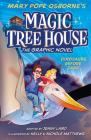 Dinosaurs Before Dark Graphic Novel (Magic Tree House (R)) Cover Image