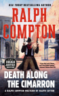 Ralph Compton Death Along the Cimarron (A Rough Justice Western #4) Cover Image
