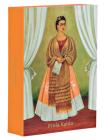 Frida Kahlo Fliptop Notecard Box Cover Image