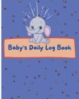 Baby's Daily Log Book Cover Image