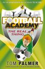 Football Academy: The Real Thing Cover Image