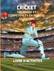 Cricket Coloriage et compétences en matière de ciseaux Livre d'activités: Un cahier de coloriage, de découpage et de collage amusant pour les enfants Cover Image