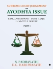 Supreme Court Judgement On Ayodhya Issue - Part 1: Ram Janmabhoomi - Babri Masjid Land Title Dispute Cover Image