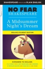 Midsummer Night's Dream: No Fear Shakespeare Deluxe Student Edition, Volume 29 (Sparknotes No Fear Shakespeare #29) Cover Image