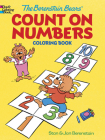 The Berenstain Bears' Count on Numbers Coloring Book Cover Image