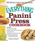 The Everything Panini Press Cookbook (Everything®) Cover Image