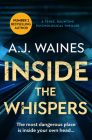 Inside the Whispers: A Tense, Haunting Psychological Thriller Cover Image