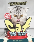 Homemade Cat Food Treats: Put the Meow Back into Their Food Cover Image