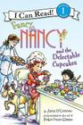 Fancy Nancy and the Delectable Cupcakes (I Can Read Level 1) Cover Image