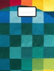 Math Notebook: Grid Paper Notebook 120 Sheets Large 8.5 x 11 Quad Ruled 5x5 Cover Image