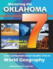 Mastering the 7th Grade Oklahoma Core Curriculum Social Studies Test in World Geography Cover Image