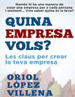 Quina Empresa Vols?: Les Claus Per Crear La Teva Empresa Cover Image