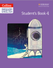 Collins International Primary English – Cambridge Primary English Student's Book 4 Cover Image