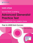 Social Work Licensing Advanced Generalist Practice Test, Second Edition: 170-Question Full-Length Exam Cover Image