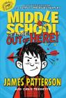 Get Me Out of Here! (Middle School #2) Cover Image