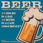 Beer - Through the Years 2021 Wall Calendar Calendar Cover Image