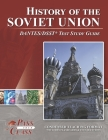 History of the Soviet Union DANTES/DSST Test Study Guide Cover Image