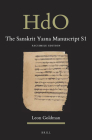 The Sanskrit Yasna Manuscript S1: Facsimile Edition (Handbook of Oriental Studies. Section 2 South Asia / Corpus #32) Cover Image