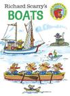 Richard Scarry's Boats Cover Image
