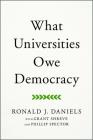What Universities Owe Democracy Cover Image