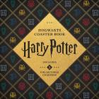 Harry Potter Hogwarts Coaster Book: Includes 5 Collectible Coasters! Cover Image