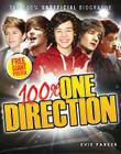 100% One Direction: The 100% Unofficial Biography [With Free Giant Poster] Cover Image