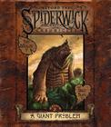 A Giant Problem (Beyond the Spiderwick Chronicles) Cover Image