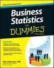 Business Statistics for Dummies Cover Image