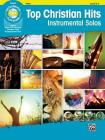 Top Christian Hits Instrumental Solos: Flute, Book & CD Cover Image