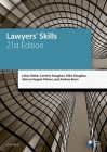 Lawyers' Skills (Legal Practice Course Manuals) Cover Image
