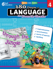180 Days of Language for Fourth Grade (180 Days of Practice) Cover Image