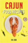 Cajun Food Recipes: Cajun Cookbook for Beginners, Quick and Easy Cover Image
