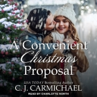 A Convenient Christmas Proposal Lib/E Cover Image